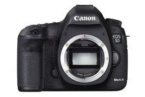 DSLR Cameras - Canon EOS 5D Mark III DSLR Body