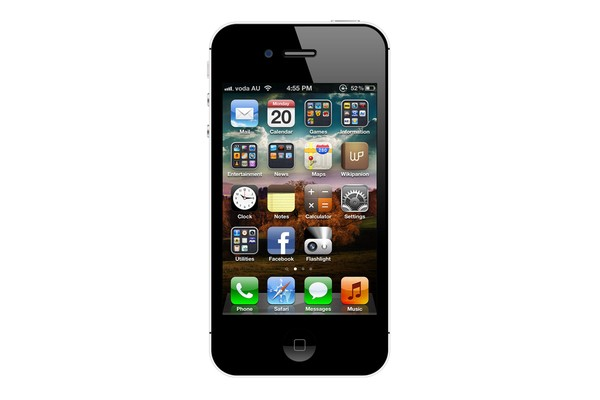 Apple iPhone 4S (32GB, Black)