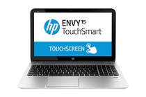 "Laptops - HP Envy Touchsmart 15"" Notebook (F6C81PA)"