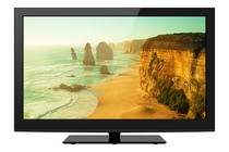 "- 46"" LED TV (100Hz Full HD) + 2 Pack Premium HDMI Cable"