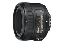  - Nikon AF-S NIKKOR 50mm F1.8G Standard Lens