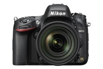 - Nikon D600 DSLR Camera & 24-85mm Lens Kit