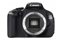 - Canon EOS 600D DSLR Camera - Body Only
