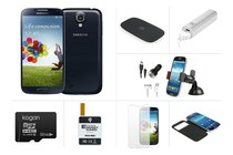 - Samsung Galaxy S4 4G Ultimate Bundle