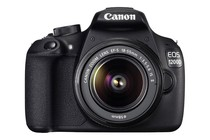 DSLR Cameras - Canon EOS 1200D DSLR 18-55mm Lens Kit