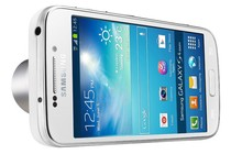 Android - Samsung Galaxy S4 Zoom C101 (White)
