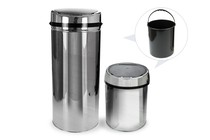 Kitchen Utensils - Automatic Motion Sensor Bin Set (42L & 9L)