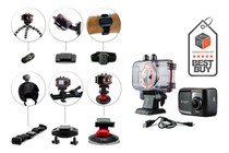 - Kogan Full HD Action Camera - Black Edition