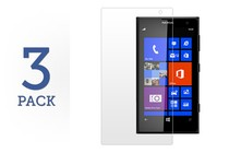 - 3 Pack Screen Protector for Nokia Lumia 1020