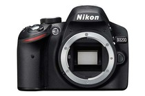  - Nikon D3200 DSLR Camera - Body