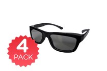  - Passive 3D Glasses 4 Pack