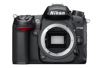  - Nikon D7000 DSLR Body
