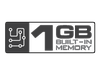 1GB Built-in Memory