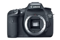 - Canon EOS 7D DSLR Camera Body Only