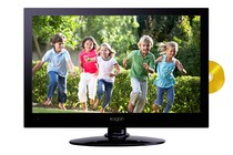 "TV Bundles - 16"" LED TV (HD) & DVD Player Combo + Premium HDMI Cable"