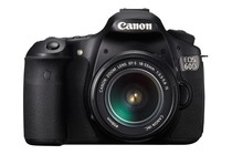 - Canon EOS 60D DSLR 18-55mm IS Lens Kit
