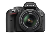 DSLR Cameras - Nikon D5200 DSLR Camera with 18-55mm VR Kit