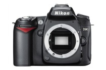 DSLR Cameras - Nikon D90 DSLR Camera Lens - Body Only