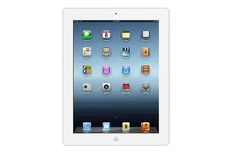 - Apple iPad 4 with Retina Display (16GB, Wi-Fi, White)