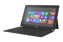 - Microsoft Surface with Black Touch Cover (64GB)