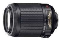 Nikon Lenses - Nikon AF-S DX VR Zoom-Nikkor 55-200mm F4-5.6G IF-ED Lens