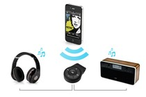 Headphones - Wireless Adapter for Bluetooth Audio