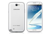 - Samsung Galaxy Note 2 Protective Cover (White)