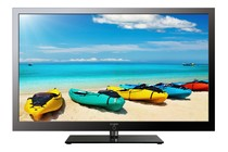 "- 55"" LED TV (Full HD, 100Hz) with PVR & SRS Audio"