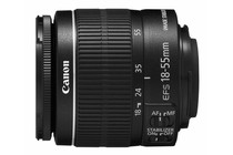 Canon Lenses - Canon EF-S 18-55mm F3.5-5.6 IS II Lens