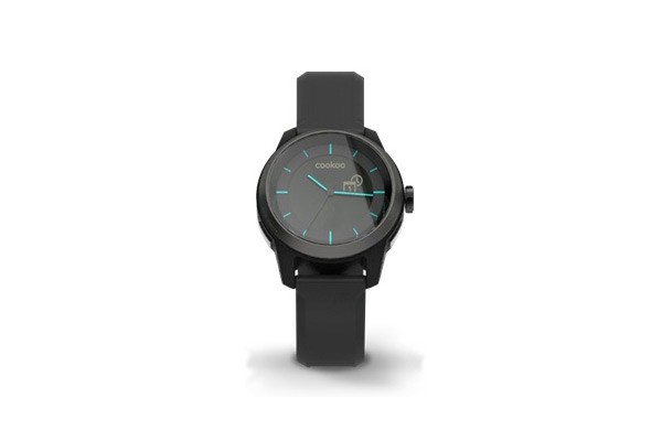 COOKOO Watch (Black)