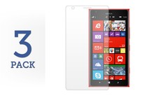 - 3 Pack Screen Protector for Nokia Lumia 1520