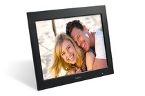 "- 12.1"" LCD Digital Photo Frame & Media Player"