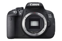 - Canon EOS 700D DSLR - Body Only