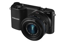 - Samsung NX2000 SMART Camera 20-50mm Lens Kit (Black)