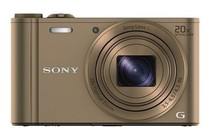 - Sony Cyber-shot DSC-WX300 (Brown)