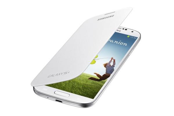 Samsung Galaxy S4 Flip Cover (White) - Kogan.com