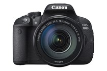 - Canon EOS 700D DSLR 18-135mm IS STM Lens Kit